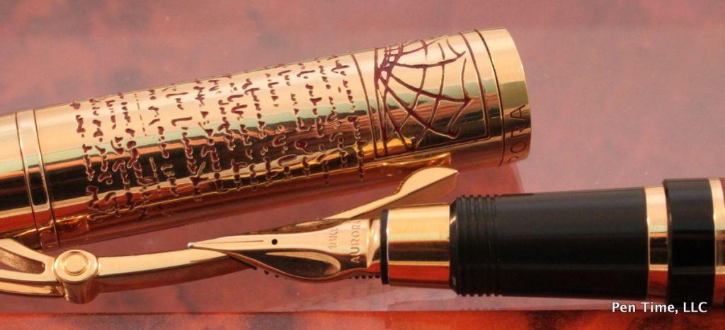 Aurora Leonardo Da Vinci Limited Edition Fountain Pen