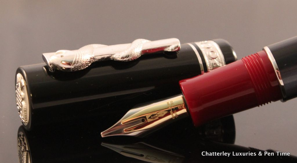 Delta Hippocratica Fountain Pen (3)