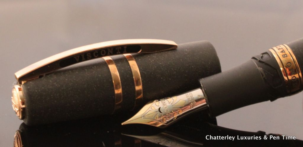 visconti homo sapiens bronze fountain pen (1)