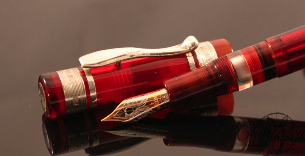 Visconti Rebecca Moss New York Limited Edition Fountain Pen (1)