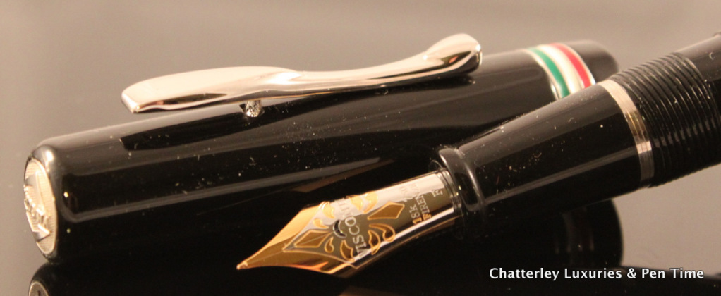 Visconti Nato Russia Summit Limited Edition Fountain Pen (3)
