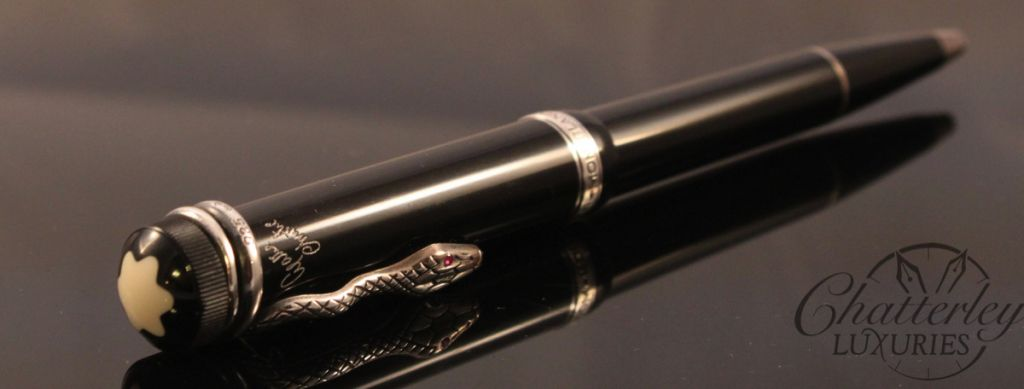 Montblanc Limited Writers Edition Agatha Christie