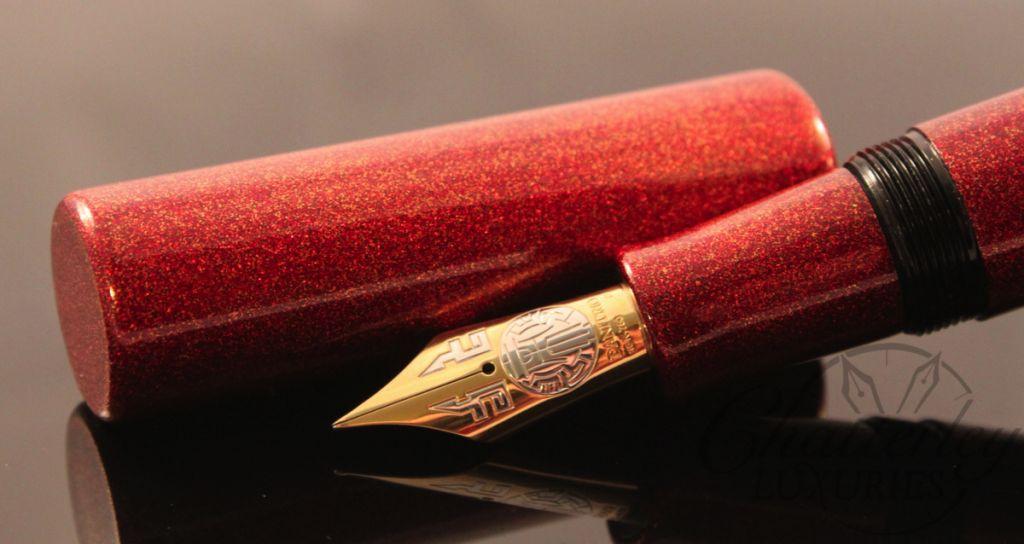 Danitrio Nashiji Sho - Genkai Fountain Pen (1)