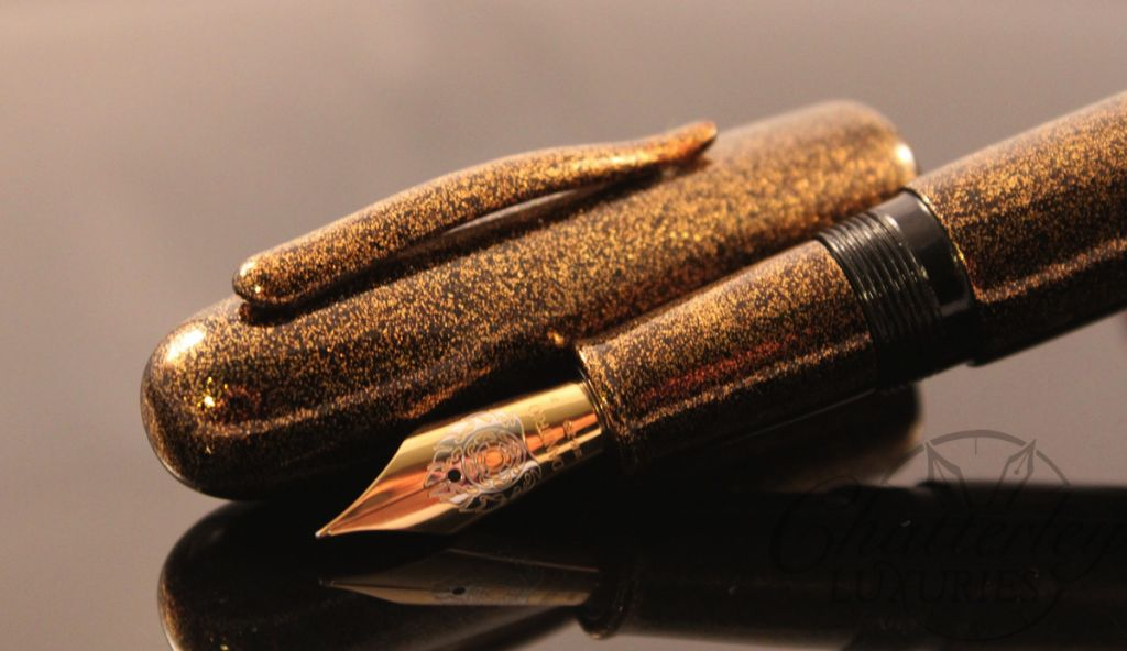 Danitrio Nashiji on Takumi Fountain Pen (2)
