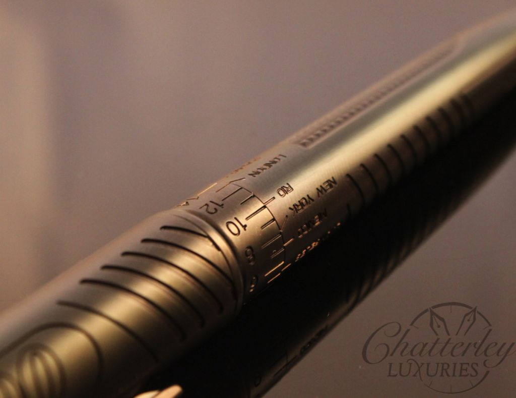 S T Dupont Olympio Extra Large James Bond Limited Edition