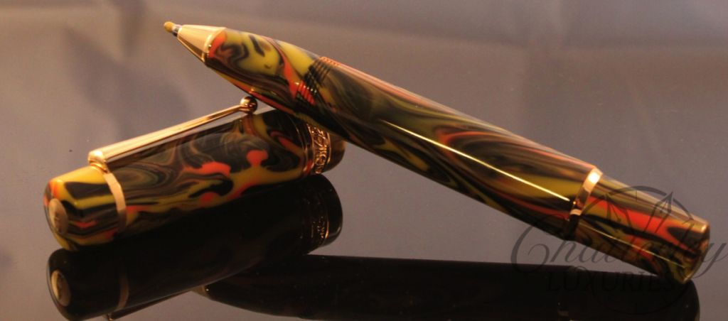 Delta DolceVita Gallery Rollerball pen (1)