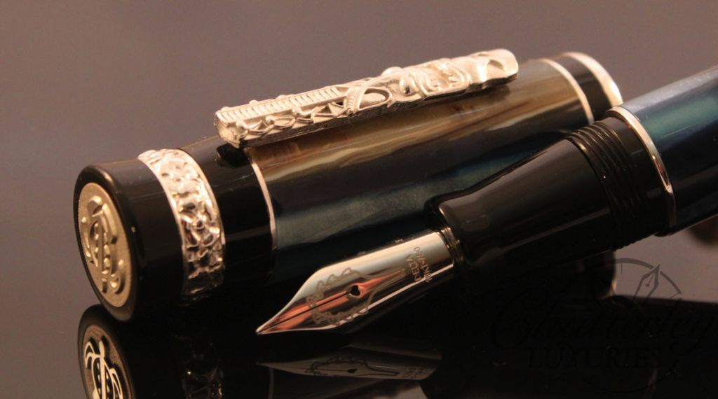 Delta indigenous people collection Hawaii 2012 Limited Edition Fountain Pen (1)