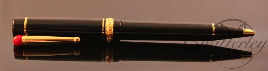 Delta Lucky WE Black Ballpoint (2)
