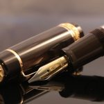 Delta / Chatterley Pens Fusion Limited Edition Satin Brown Fountain Pen