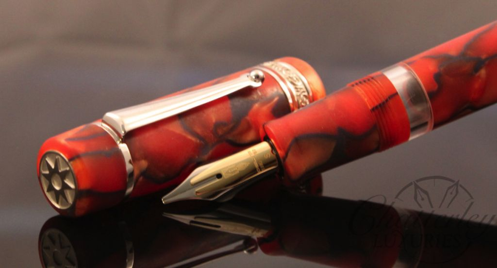 Delta / Chatterley Pens Fusion Limited Edition Circo Matte Fountain Pen