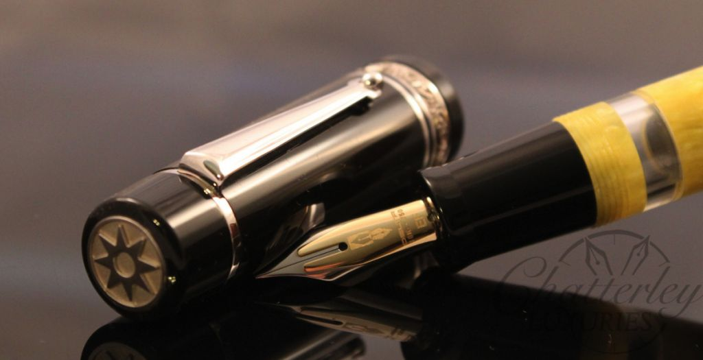 Delta / Chatterley Pens Fusion Limited Edition DolceVita Sole Fountain Pen