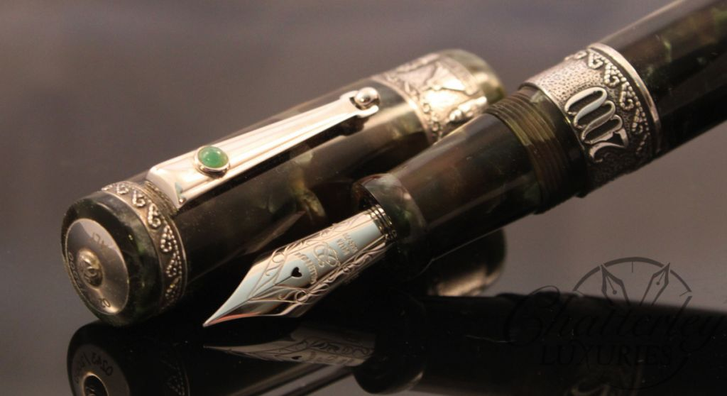 Delta Nazareth Limited Edition Fountain Pen