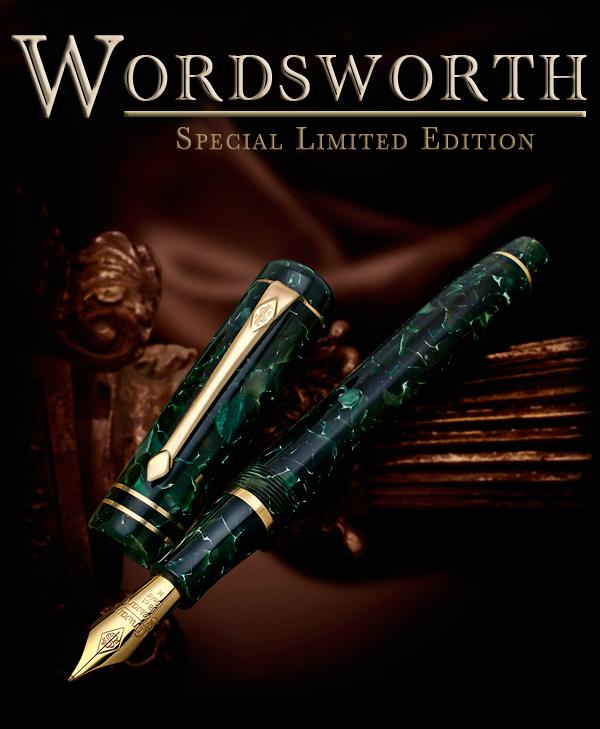 Conway Stewart Wordsworth Classic Green3