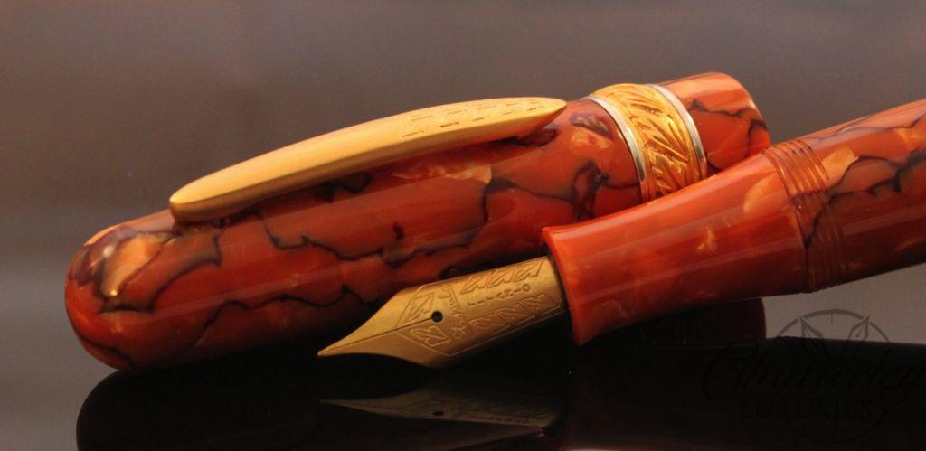 Stipula Etruria Magnifica Celluloid Fountain Pen