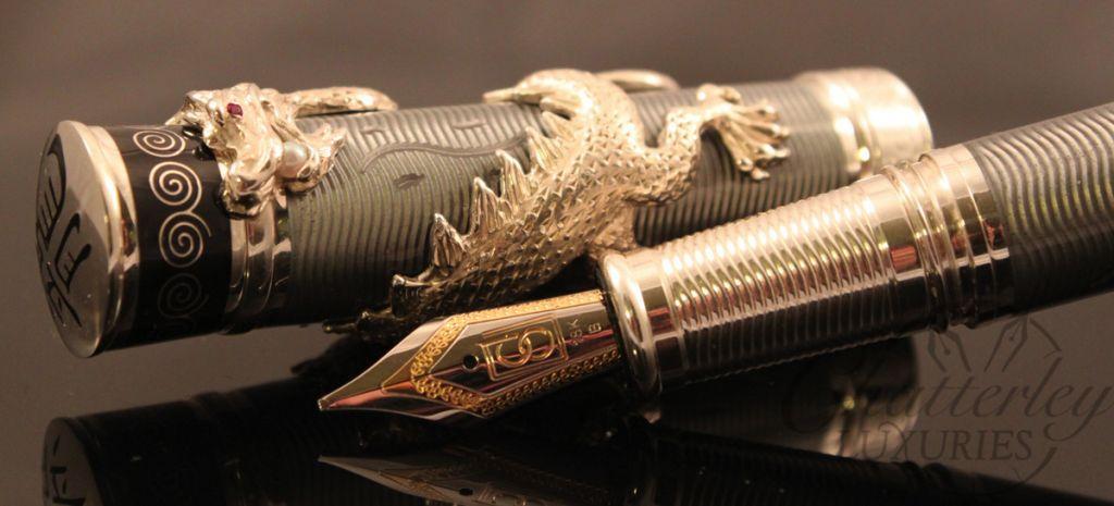David Oscarson Black Water Dragon
