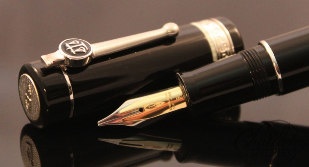 Delta LEX Lawyer Pen Black Fountain Pen