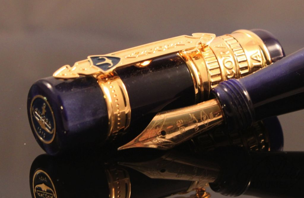 Ancora Limited Edition Sword Fountain Pen