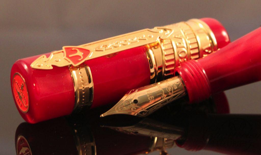 Ancora Limited Edition Sword Fountain Pen