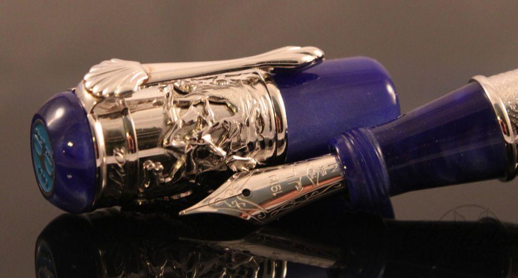 Ancora Neptune Limited Edition Fountain Pen