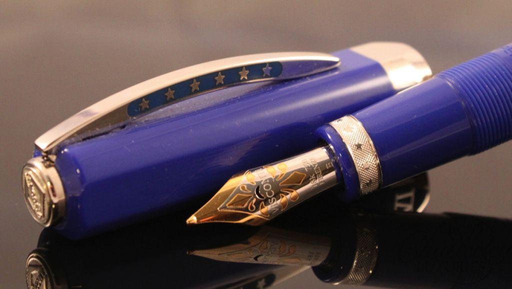 Visconti European Constitution Limited Edition Fountain Pen