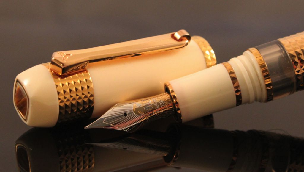 Tibaldi Excelsa Limited Edition Fountain Pen