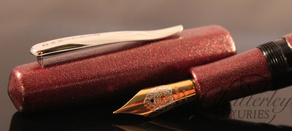 Danitrio Hakkaku Urumi Fountain Pen