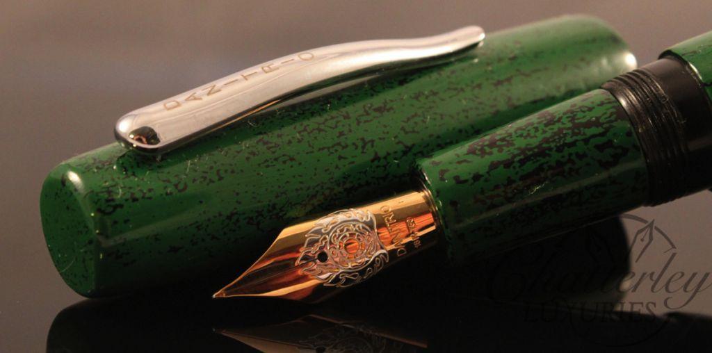 Danitrio Green Willows Fountain Pen