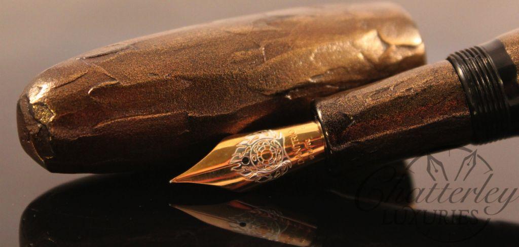 Danitrio Hyotan Fountain Pen