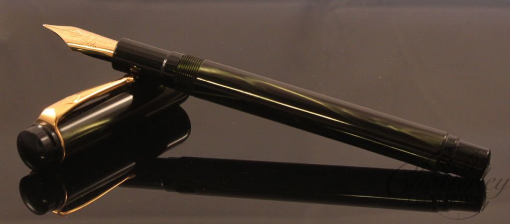 Conway Stewart Capulet Sea Green Fountain Pen
