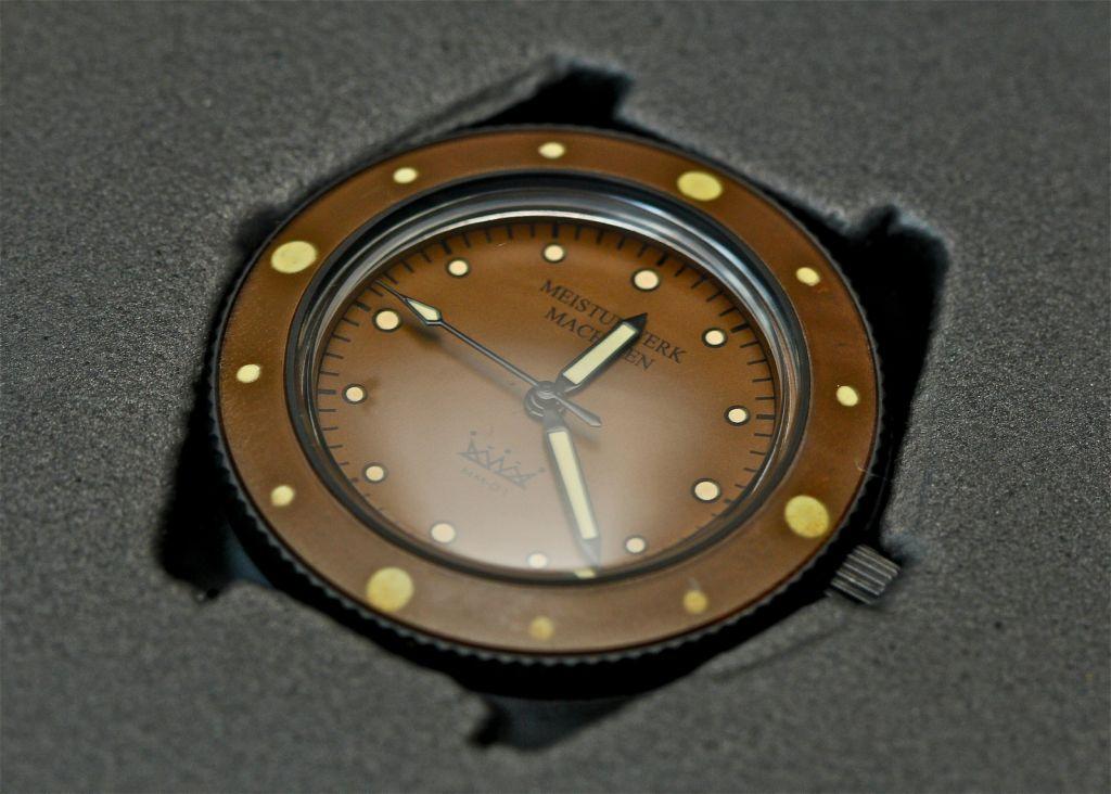 Meisturwerk Machinen Mm 01 Limited Edition Watch