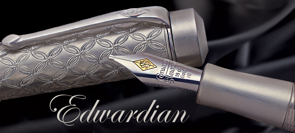Conway Stewart Edwardian Limited Edition Fountain Pen