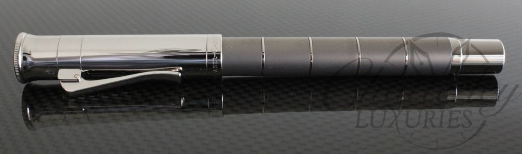 Faber Castell Classic Anello Titanium Fountain Pen2