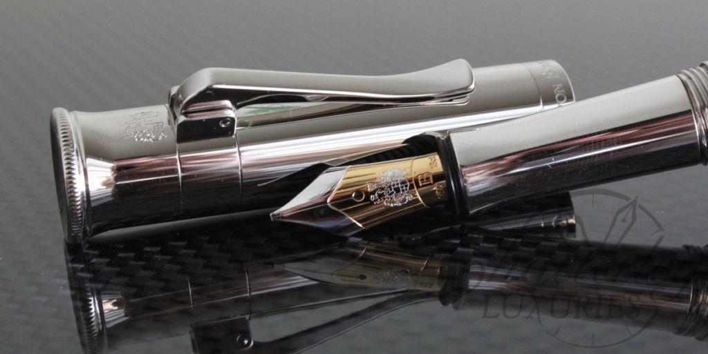 Faber Castell Classic Grenadilla Fountain Pen2