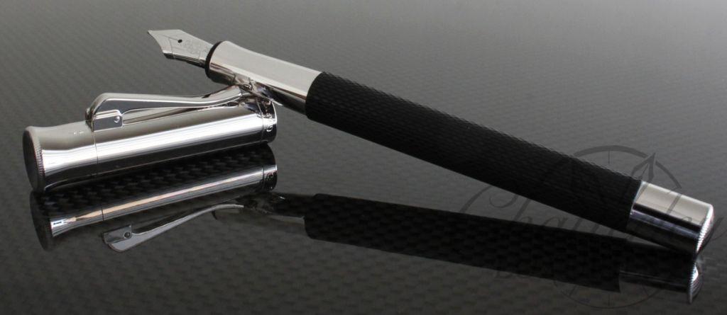 Faber Castell Guilloche Black FP2