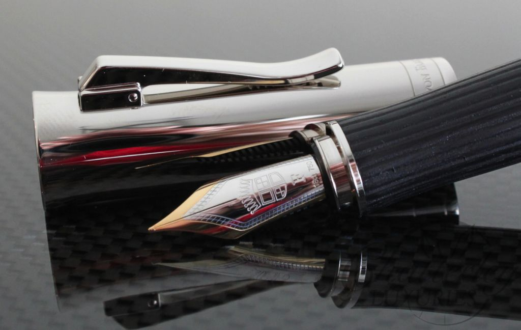 Faber Castell Platino Ebony Fountain Pen