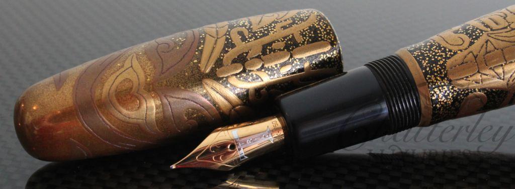 Danitrio Totetsu or Tautieh Fountain Pen