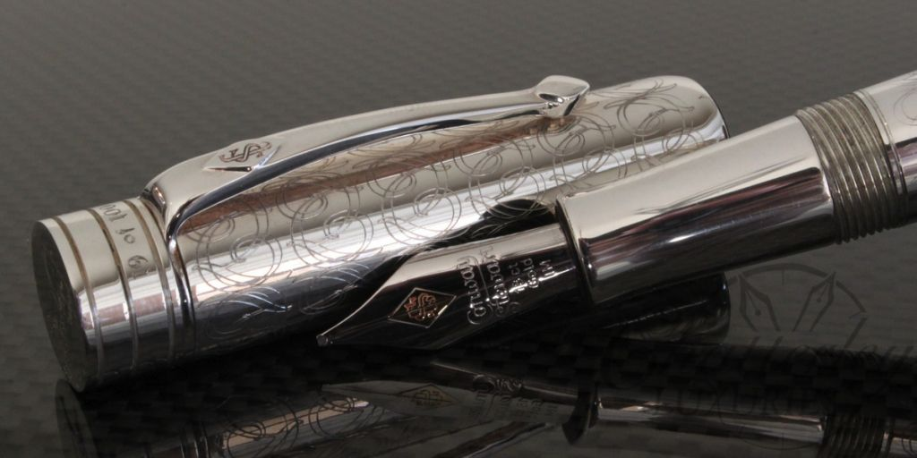 Conway Stewart Brittania Limited Edtion Fountain Pen