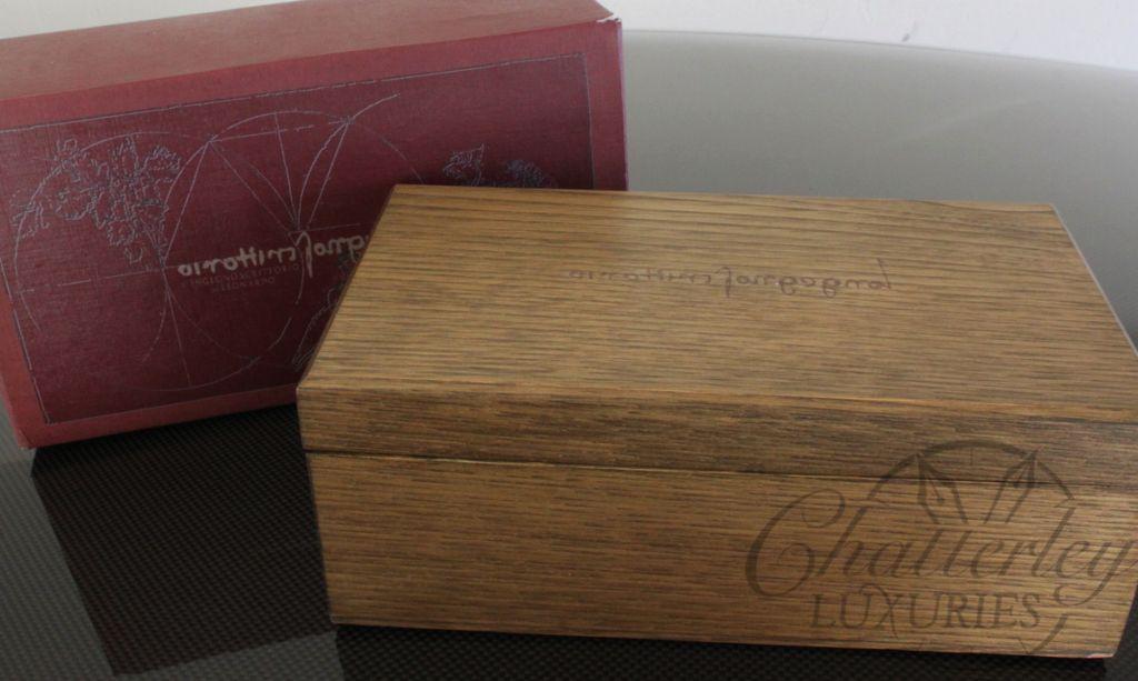 Omas Ingegno Scrittorio Leonardo Da Vinci Limited Edition