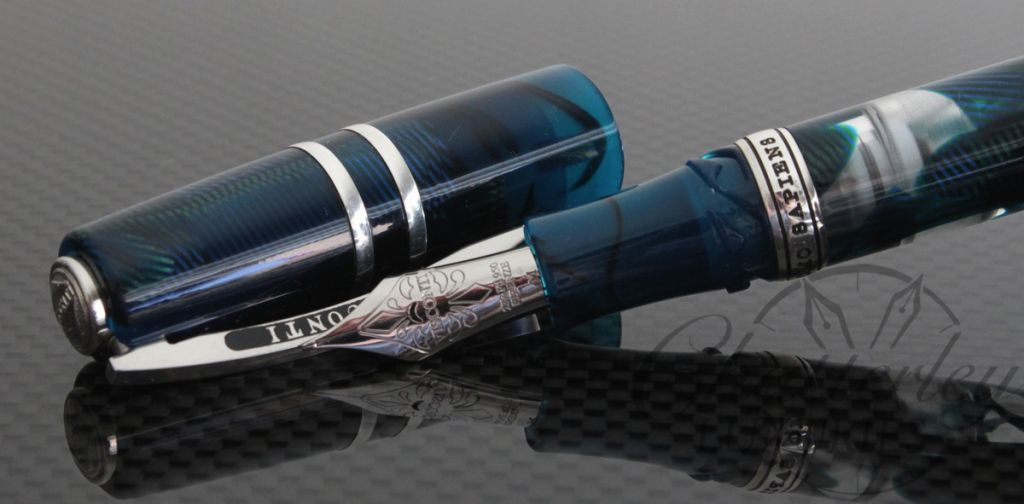 Visconti Homo Sapiens Crystal Age Fountain Pen