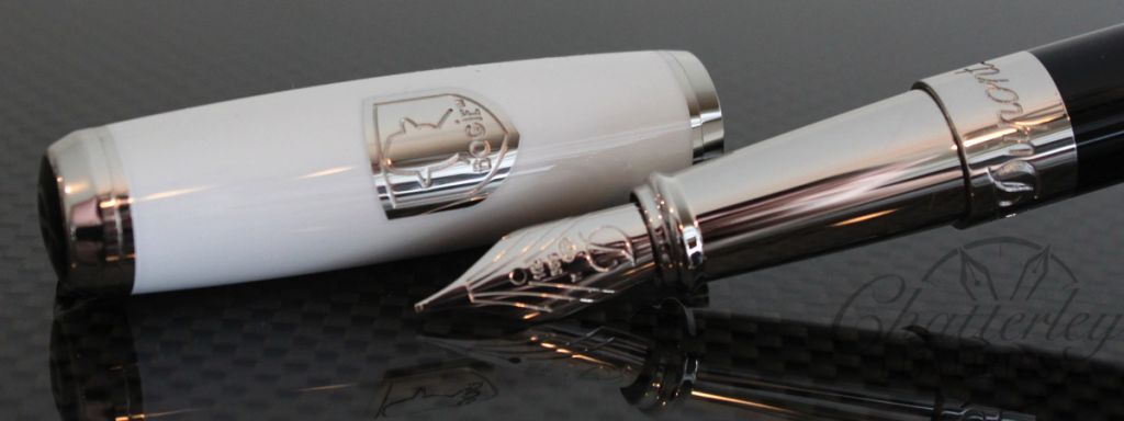 S.T. Dupont Elysee Bogie Fountain Pen