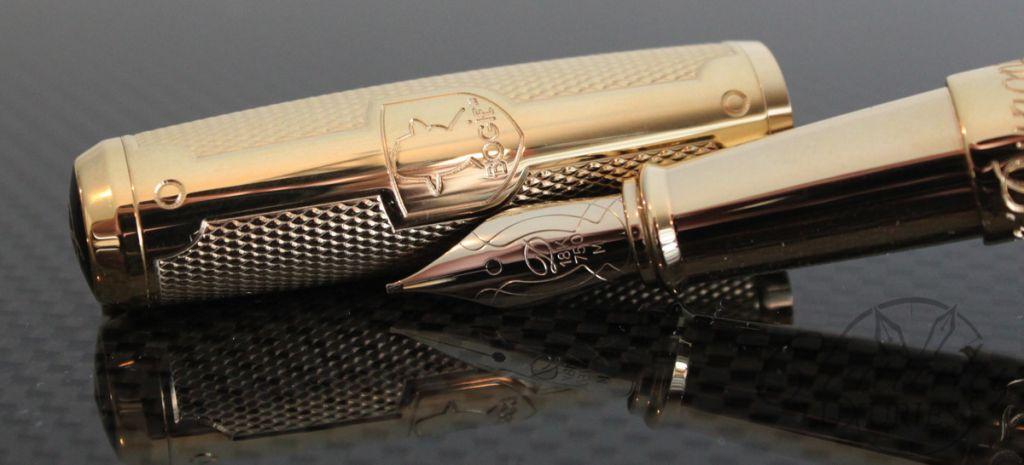 S.T. Dupont Humphrey Bogart Bogie Edition Fountain Pen