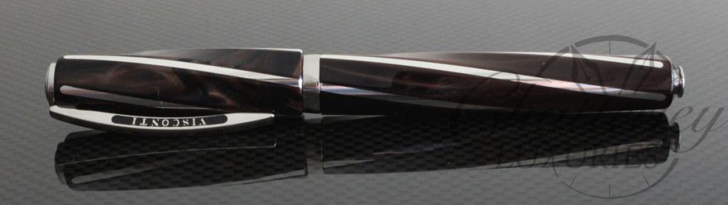 Visconti Elegance Brown Divina Fountain Pen