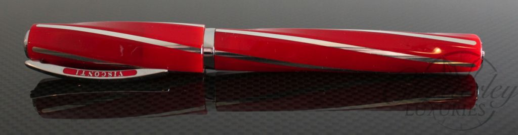 Visconti Elegance Red Divina Rollerball2