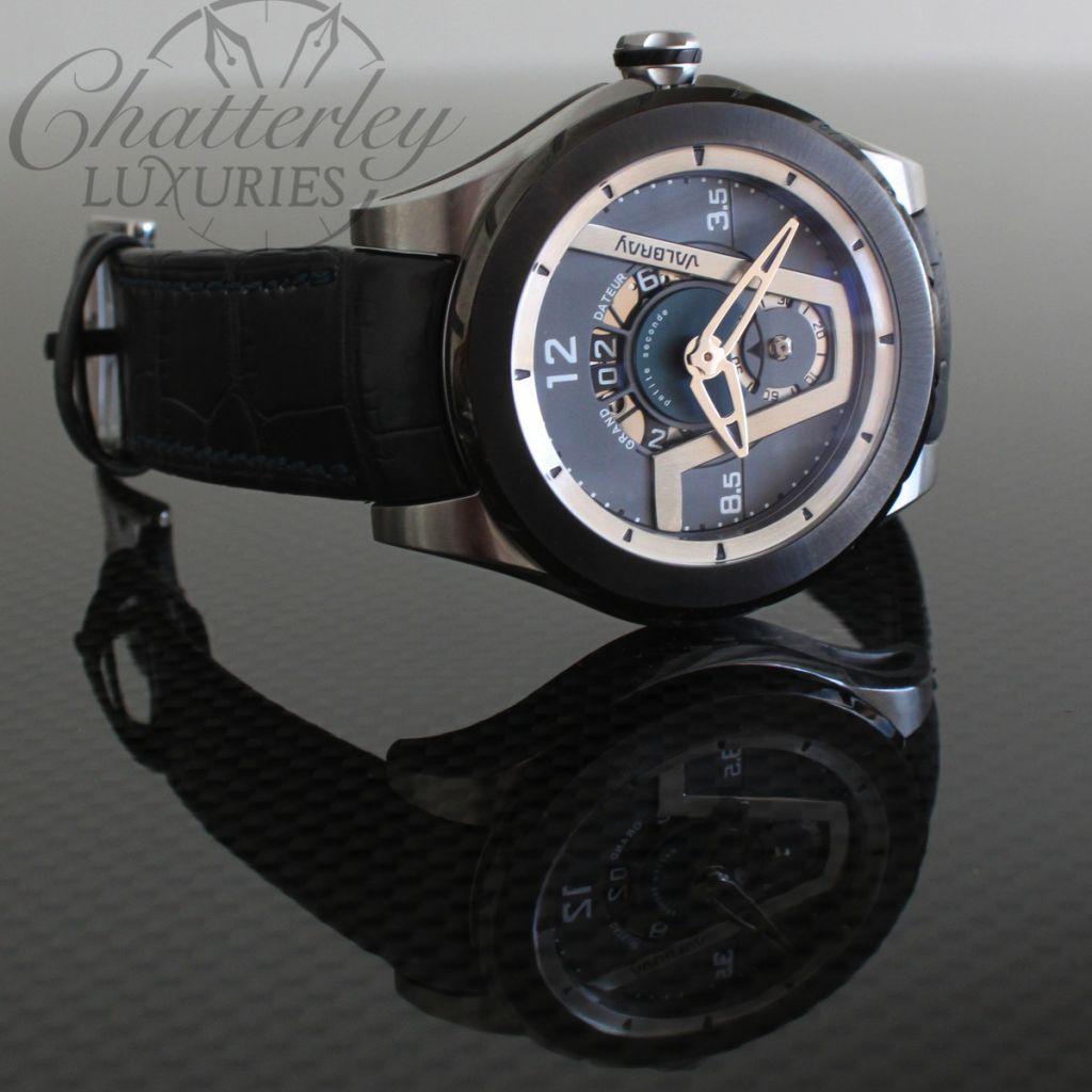 Valbray Cool Blue Oculus Grand Dateur