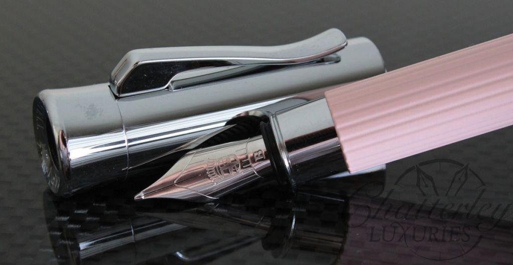 Graf Von Faber Castell Initio Pink3