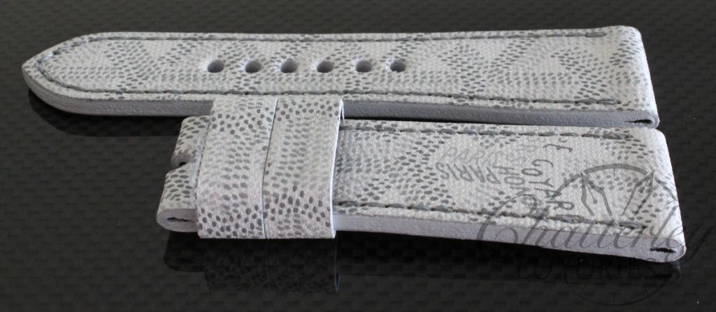 SevenFriday Goyard Custom Strap2