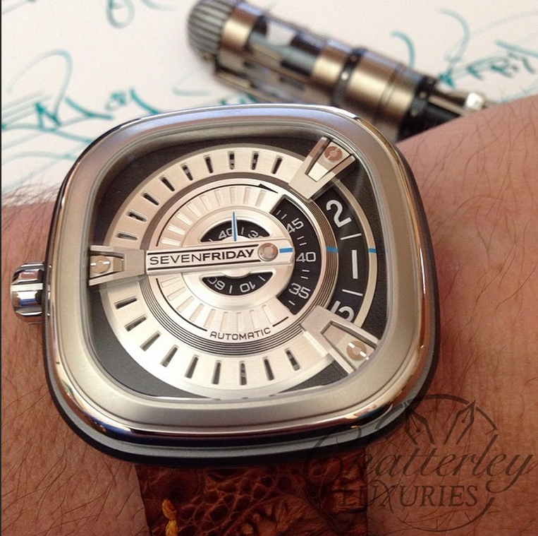 SevenFriday M1 Automatic Watch