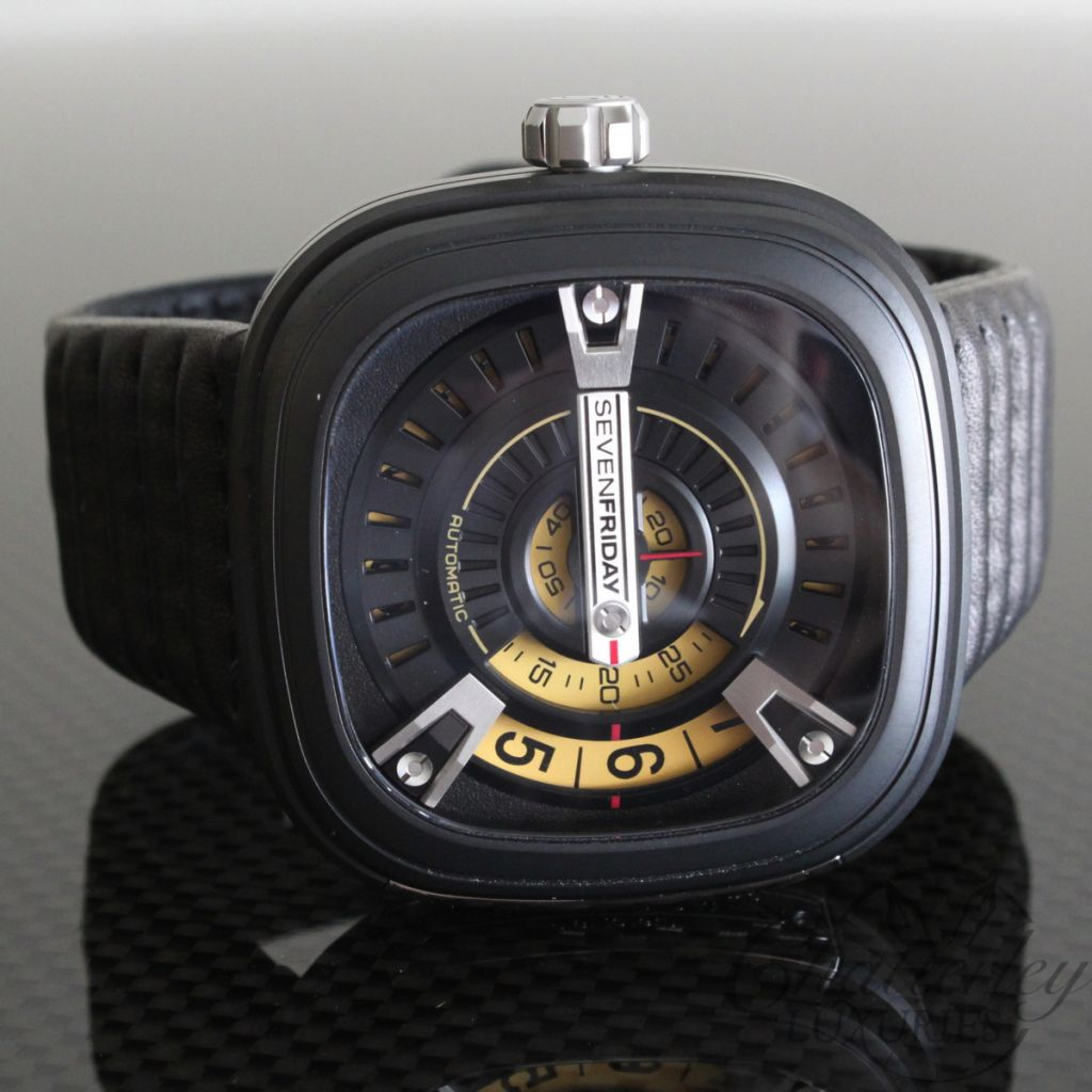 SevenFriday M2 Automatic Watch