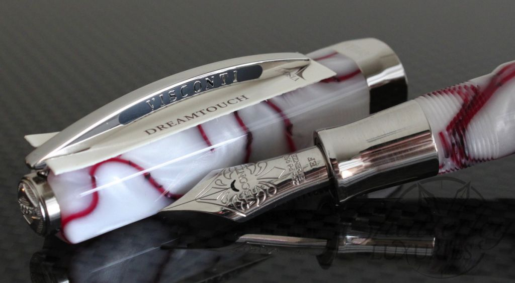 Visconti Opera Club Cherry Juice Fountain Pen