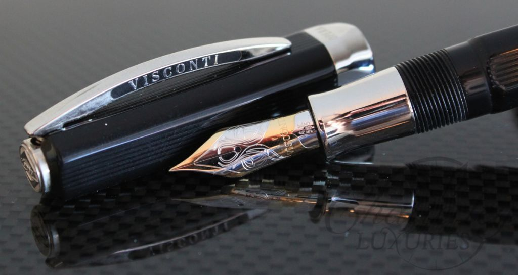 Visconti Guilloche Opera